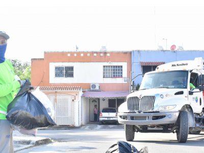 Red Ambiental cumple 100 días de operaciones en Cancún