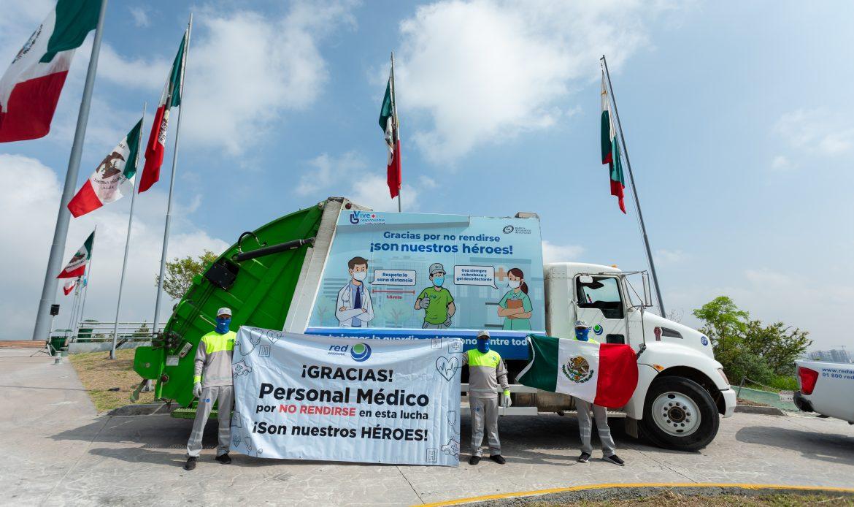 Red Ambiental: Más que los de la basura, con participación en más de 31 ciudades en México, con orgullo es una empresa socialmente responsable