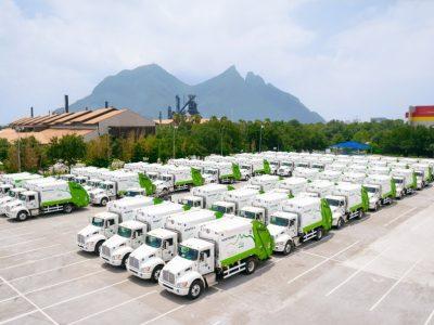 Red Ambiental Renueva Unidades de Recolección en Monterrey